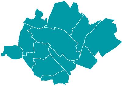 L'agglomération de Cergy-Pontoise